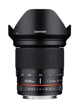 Samyang-20mm-F1.8-Nikon-FX