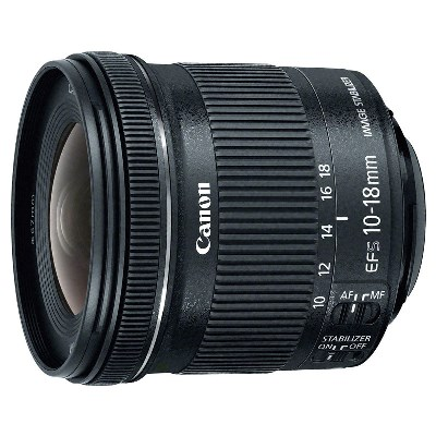 Canon 10-18mm f4.5-5.6 STM