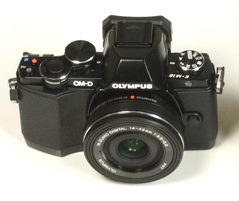 Olympus-OM-D-EM10-ergonomie